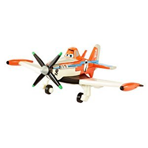 Disney Planes: Fire and Rescue Supercharged Dusty Die-Cast Vehicle