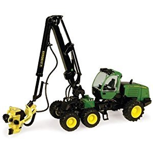 ERTL 45466 TOMY International John Deere 1270E Harvester, Prestige Collection (1:50 Scale)