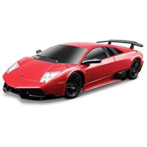 Maisto R/C 1:24 Lamborghini Mucilage Diecast Vehicle (Colors May Vary)