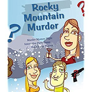 Mystery Party Night Rocky Mountain Murder Mystery Game