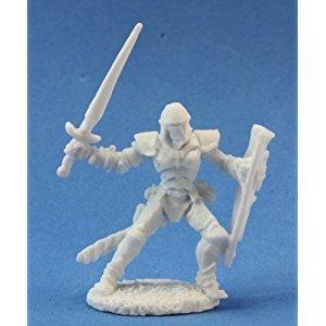 Reaper Bones Human Warrior Barnabas