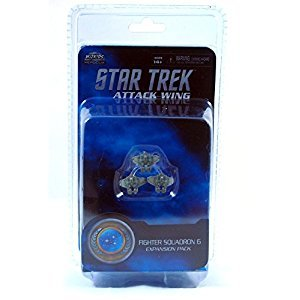 Star Trek Attack Wing, Fighter Squadron 6 Expansion Pack