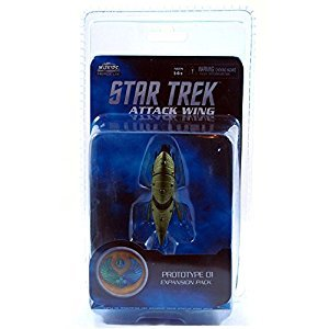 Star Trek Attack Wing, Prototype 01 Expansion Pack