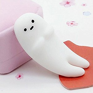 Ocamo Soft Squishy Pets Cute Lovely Chubby Animal Toys Stress Relief and Fun Play Toy for Kids and Adults Villain