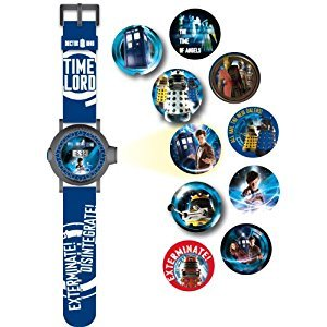 Underground Toys DR126 Doctor Who Projection Watch