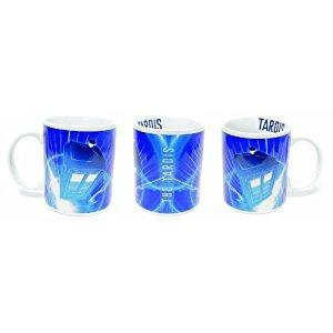 Underground Toys DR155 Doctor Who Tardis Mug, 11-Ounce