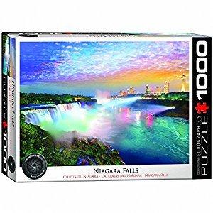 Eurographics 6000-0770 Niagara Falls 1000-Piece Puzzle
