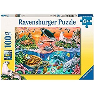 Ravensburger Beautiful Ocean - 100 pc Puzzle
