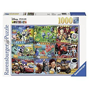 Ravensburger Disney-Pixar Movies (1000-Piece) Puzzle