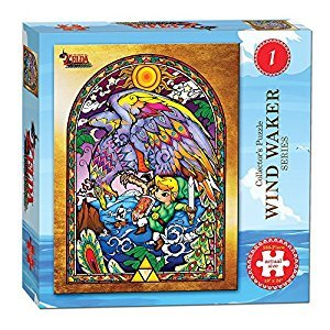 USAOPOLY The Legend of Zelda Wind Waker Collector's Series Puzzle