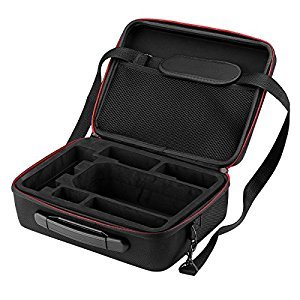 Powerextra Universal Drone Bag Shoulder Bag Storage Carrying Case Handbag for DJI Mavic Pro and Accessories