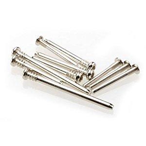 Traxxas 3640 Suspension Screw Pin Set Steel, Rustler, 10-Piece