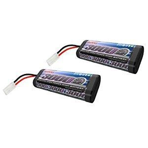 Venom 7.2v 3000mAh 6-Cell NiMH Battery for Roto Start and Starter Boxes x2 Packs