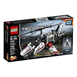 LEGO® Technic Ultralight Helicopter 42057 Advance Building Set