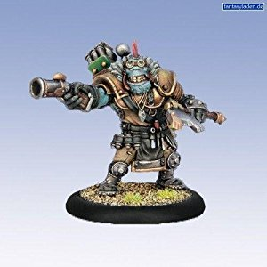 Privateer Press PIP41105 Mercenaries-Raluk Moorclaw Model Kit