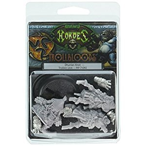 Privateer Press PIP71092 Hordes Troll Bloods Dhunian Knot Kit