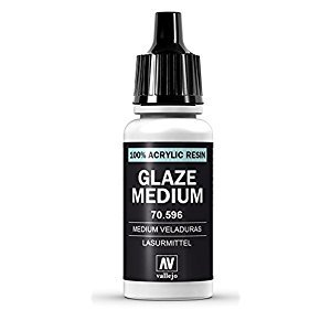 Vallejo Glaze Medium, 17ml