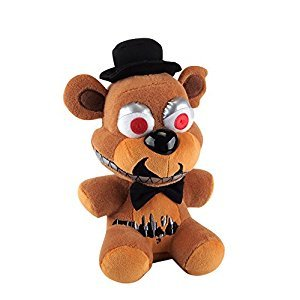 Funko Five Nights at Freddy's Nightmare Freddy Plush, 6