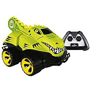 Kid Galaxy Mega Morphibians Amphibious RC Crocodile