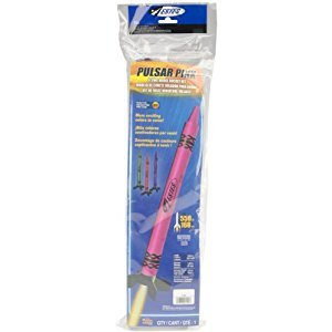 Estes Pulsar Crayon Model Rocket Kit, Pink