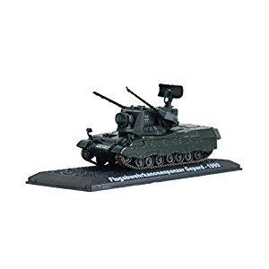 Flakpanzer Gepard - 1999 diecast 1:72 model (Amercom CS-33)