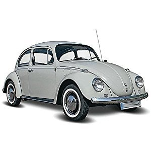 Revell 1968 Volkwagen Beetle Plastic Model Kit