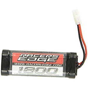 Racer's Edge 7.2V 1800mAh 6 Cell NiCd RC Battery Pack
