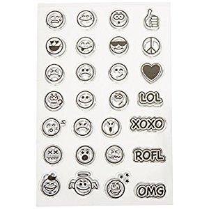 Bo Bunny 260406 Stamps, Emoji
