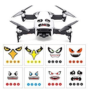 RCstyle 3M Emoji Decal Vinyl Sticker Set for DJI Mavic Pro