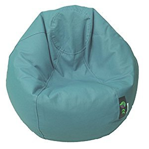 Kids Bean Bag Chair (Turquoise)