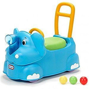 Little Tikes Scoot Around Animal Ride-on-Elephant