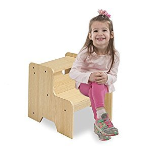 Melissa & Doug Step Stool - Blonde