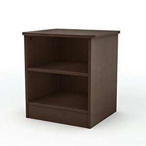 South Shore Furniture Libra Collection, Night Stand, Chocolate
