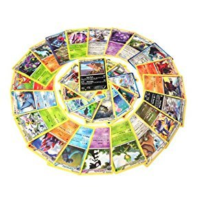 25 Rare Pokemon Cards with 100 HP or Higher (Assorted Lot with No Duplicates)