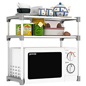 Rack Microwave Oven Rack Kitchen Shelf   Finishing Frame   Storage Rack