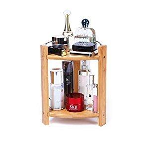 Rack Shelves Desktop Cosmetics Storage Rack Bathroom Racks Hand - Washing Countertops Finishing Frame Desktop Corner Shelf