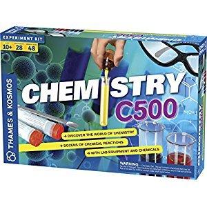 Thames & Kosmos Chemistry C500 (V 2.0) Kit