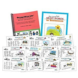 607 Snapwords® Pocket Chart Cards