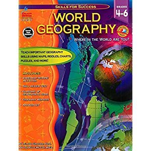 World Geography, Grades 4 - 6: Where in the World Are You?