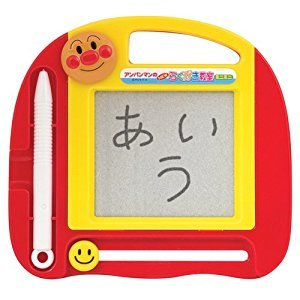 Anpanman NEW graffiti classroom Minis (japan import)