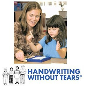 Handwriting Without Tears Stamp and See Screen Set (4