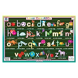Lowercase ABC Activity Placemat