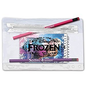 National Design Disney Frozen School Kit Pouch