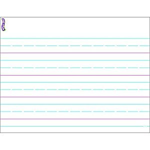Trend Enterprises Handwriting Paper Wipe-Off Chart (T-27307)