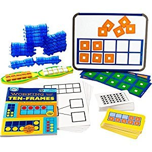 Didax Educational Resources Ten-Frames Kit