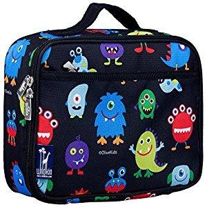 Wildkin Olive Kids Monsters Lunch Box
