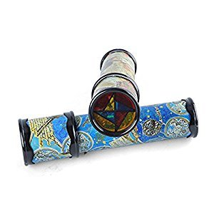 Magical Old World Kaleidoscope Rotatable Kaleidoscope Early Kids Educational Children Toys Christmas Gifts