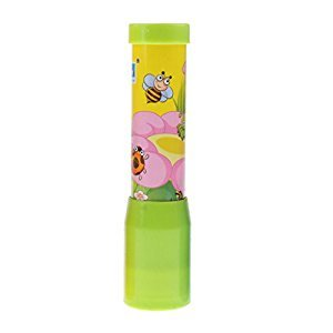 MonkeyJack 12.5cm Kaleidoscope Children's Toys Children Educational Science Toys Classic Toys Twisting Kaleidoscopes Rotating Science Experiment Teaching Tools for Science Laboratory