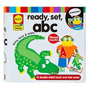 ALEX Toys - Early Learning Flash Cards - Abc - Little Hands 1431