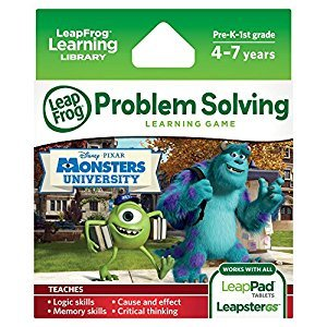 LeapFrog Explorer Learning Game: Disney Monsters University